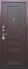 Дверь трио венге