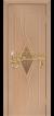 Дуб карамель 763, стекло бронза