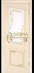Ваниль матовая патина золото 3D  фрезеровка, стекло гравировка, краска