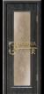 Венге тёмный 26 патина серебро 3D фрезеровка, стекло тонированное гравировка