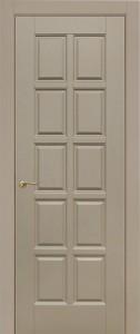 Межкомнатная дверь Геона, Авеню 1, платан шампань глухое