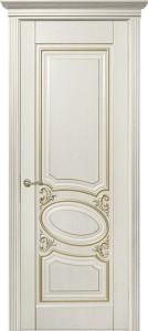 Оливия 1, 3D фрезеровка патина золото, ваниль структурная