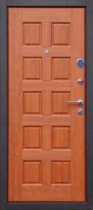Водная дверь Троя Покров, панель золотой дуб
