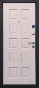 Входная дверь Троя Покров, панель белёный дуб