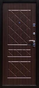 Входная дверь Эко стандарт Покров, панель венге
