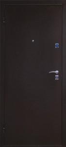 Дверь входная Эко стандарт Покров, медный антик