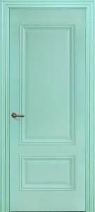 Межкомнатная дверь Геона Ришелье, эмаль мята