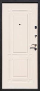 Входная дверь Ампир Покров, панель дуб белёный