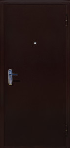 Дверь АМД-1 медный антик