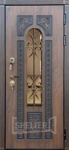 Дверь Лацио внешняя