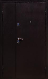 Дверь распашная медь антик