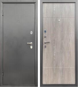 Дверь форте серебро