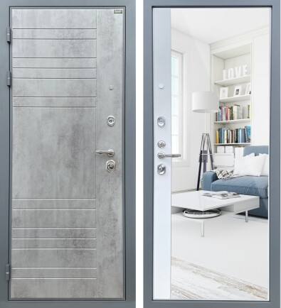 Дверь Шелтор Панорама